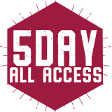 5 Day All Access $1,929.00