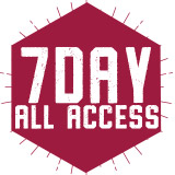 7 Day All Access $2,217.00